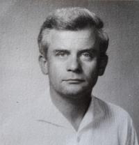 Pavel Javornický za mlada