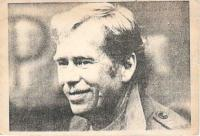 Pohlednice od Václava Havla