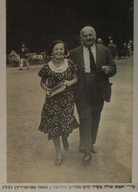 S otcem - 1931