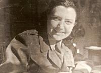Alžběta Hermannová (Cohen) - právnička v Buzuluku
