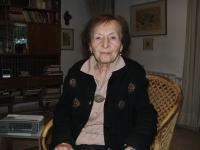 Elisheva (Božena Alžběta) Cohen v roce 2008