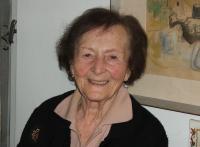 Paní Cohen v roce 2008