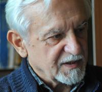 Pavel Aleš (Axman) běhěm natáčení