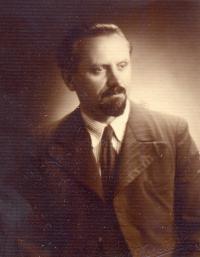 Pravoslavný kněz Bohumír Aleš (Axman), 50. léta