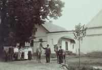 Jehlíkův rod, Úboč cca 1906