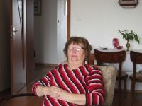 Marie Hejdová v dubnu 2013