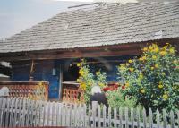 Dům v Podkarpatské Rusi