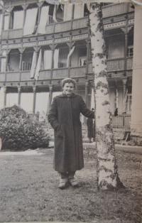 Mária Hejdová