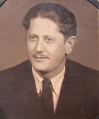 Manžel Václav Čvančara