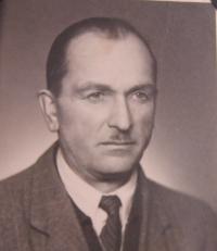 Švagr Jaroslav Dolenský z Černého Lesa