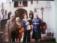 Provázení v augustiniánském klášteře v Ročově u Loun