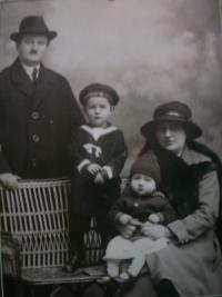 Rodina Konečných