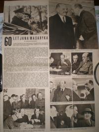 Článek o Janu Masarykovi