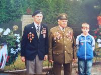 zleva: Jaroslav Pokrupa, Bohumil Filípek