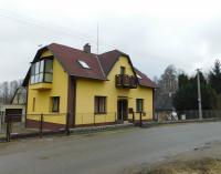 The house in Žďárec Skutče where Ladislav Bartůněk lives