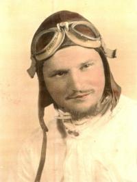 Milo Komínek v roce 1947