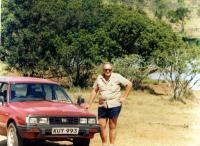 Velvyslancem - Kambodža 1988