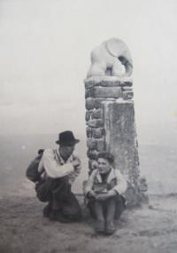 Jan Aust na Kralickém Sněžníku