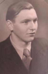 Jan Aust v mládí