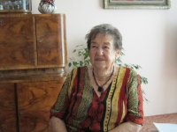 Daruše Burdová v červnu 2013