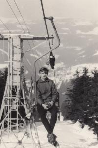 Krkonoše - Špindlerův Mlýn 1968