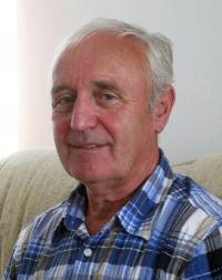 Egon Urmann v létě 2013