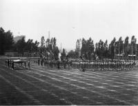 1955 - sports event for the deaf