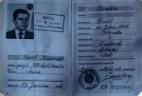Fake German passport issued by CIC