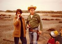 With friends in Texas (1979)