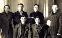 Markoz with University Mates