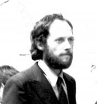 Kamil Černý v roce 1989