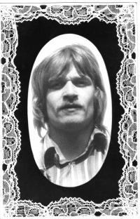 L.Dobner 1976 maturitní fotografie