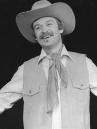 L.Dobner jako Limonadovy Joe 1987