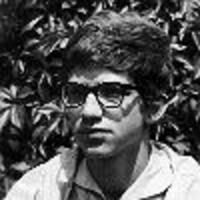 Jaroslav Hutka v mládí
