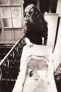 Se synem Vavřincem, 1970