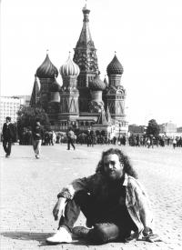 VMoskvě, 1990