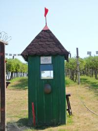Sentry-box, Iron Curtain Museum