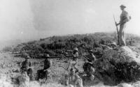 Připraveni k odjezdu z Ibeles Saki, červenec 1941