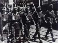 Průzkumná četa, Plzeň 1945