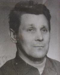 Josef Fric, bratr Anny Musilové, který byl popraven