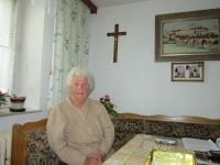 Ingeborg Bahrová v roce 2013