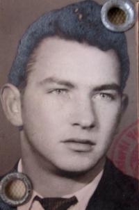 Manžel Emil Bahr, který tragicky zahynul