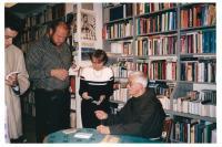 2010 - autogramiáda knihy Zápisky (ne)zkušeného faráře u Paulínek