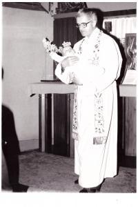 kolem 1975 - v Pečkách