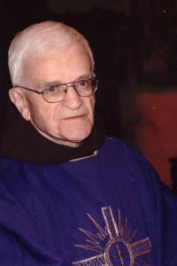 Vladimír Holota Benedikt, 2014 - z pohřbu maminky řeholní sestry