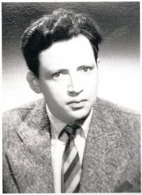 Maturitní foto M. Stingl