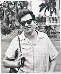 M. Stingl 50. léta