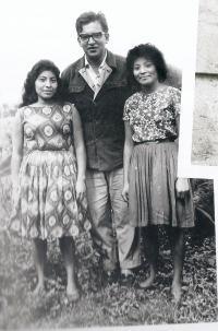 cca 1962, Madruga, Kuba