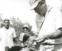 Kuba, yaterasští indiáni, kubánský antropolog dr. Manuel Rivero