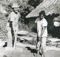 Kuba cca 1962, yatersští indiáni